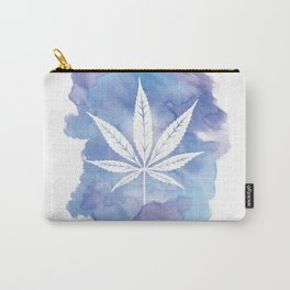 One Love: Blue Carry-All Pouch