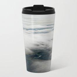 Through the clouds Travel Mug