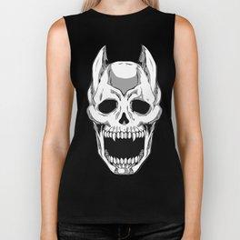 Killer Queen Skull (JoJo's Bizarre Adventure) Biker Tank
