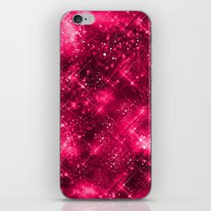 Pink Marble iPhone & iPod Skin