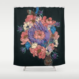 This is My Hand (This is My Heart) Shower Curtain