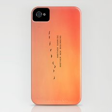 Another Sunrise Another New Beginning  iPhone (4, 4s) Slim Case