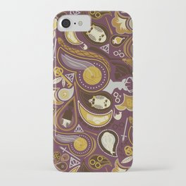 Potter Paisley iPhone Case