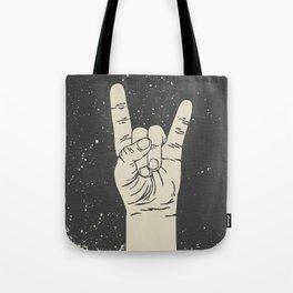 Rock me Baby Tote Bag