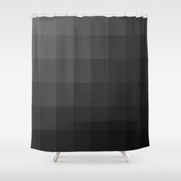 Smoke Shower Curtain