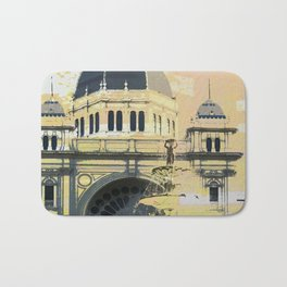 Exhibition Building Bath Mat
