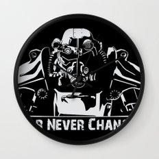 Fallout 3 War Never Changes Wall Clock