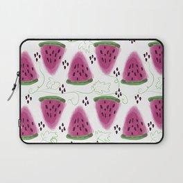 Watermelon pattern. Laptop Sleeve