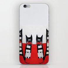 GoodluckGatti iPhone & iPod Skin