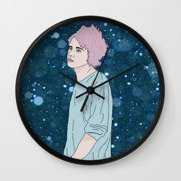 Michael's Stars Wall Clock