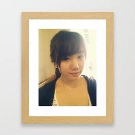 2@ Framed Art Print