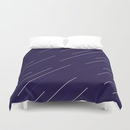 Go deep in the ocean Duvet Cover