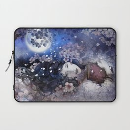Amidst the blossoms Laptop Sleeve