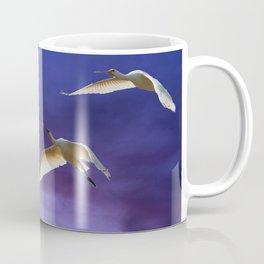 Spoonbills Coffee Mug