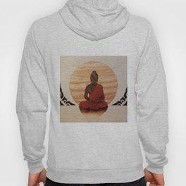 Buddha marquetry Hoody