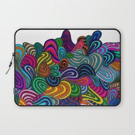 Waves of Freedom Laptop Sleeve