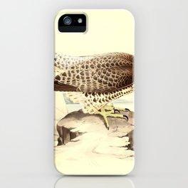 Lanier Hagard (Fr)11 iPhone Case