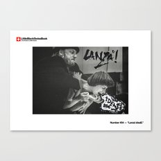 #04 - Lanzá Idea$ Canvas Print