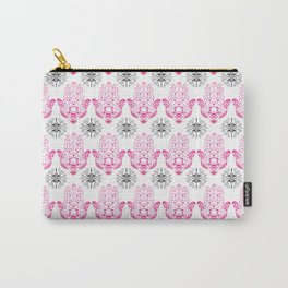 Modern Fatima Pattern Carry-All Pouch