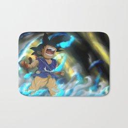 Goku Rage - Path to Power Bath Mat