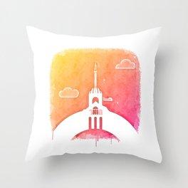Mecca Dream Throw Pillow