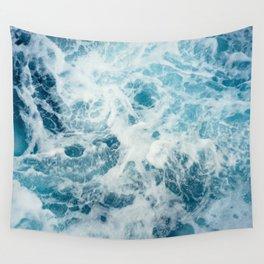 Sea Swirl Wall Tapestry