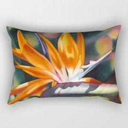 Bird of Paradise 20 Rectangular Pillow