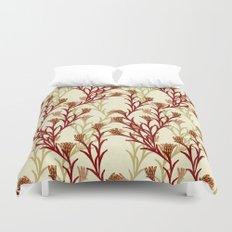 autumn pattern Duvet Cover
