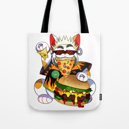 LUCKY GUY Tote Bag