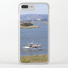 Getting Outta Town* Clear iPhone Case