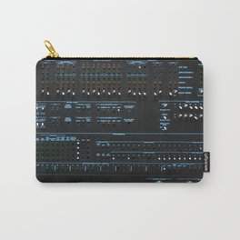Sperry Univac 1100 Series Control Panel Carry-All Pouch