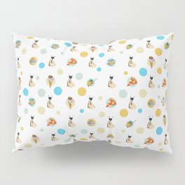 Italian Food Collection Pillow Sham
