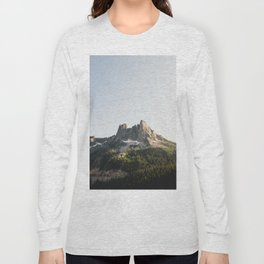 North Cascades Sunset Long Sleeve T-shirt
