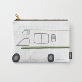 Retro RV Camper Motorhome Carry-All Pouch