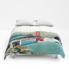 Mermaid Three Comforters