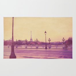 Paris, Glad to See You Again. Rug