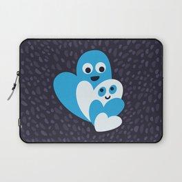 Happy Hearts Family Laptop Sleeve