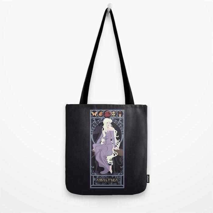 Amalthea Nouveau - The Last Unicorn Tote Bag