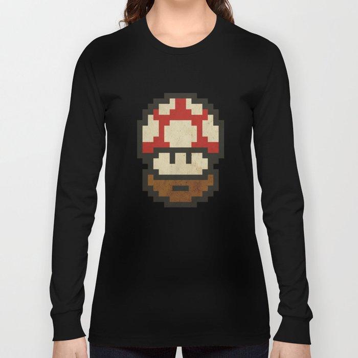 Bearded mushroom Long Sleeve T-shirt