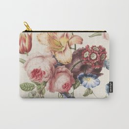 Vintage Botanical No. 3 Carry-All Pouch