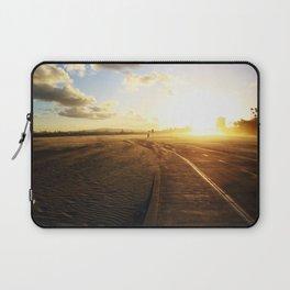Run into the Sunset Laptop Sleeve
