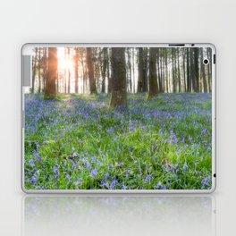 Bluebell Sunrise Laptop & iPad Skin