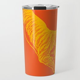 Tiger Running Travel Mug