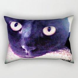 Hector Meow. Rectangular Pillow