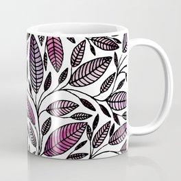 Floral Illustration - Leaf - No*49 Coffee Mug