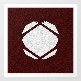 Symbol Art Print