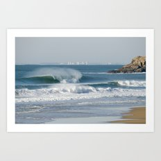 Brittany, France Art Print