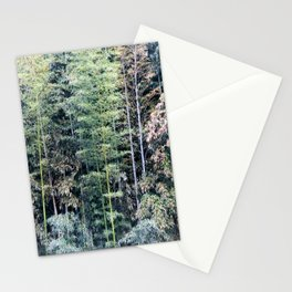 Temple Bamboo Stationery Cards
