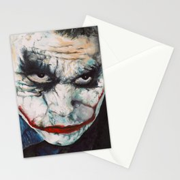 Heath Ledger, The Joker Stationery Cards