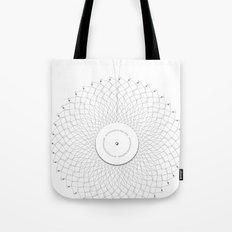 Spirobling X Tote Bag